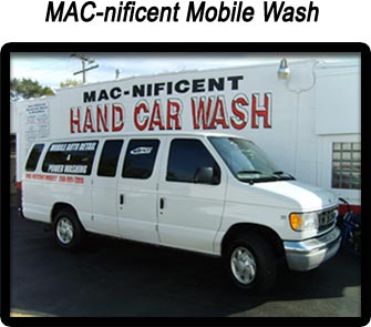 MAC-nificent Mobile Wash